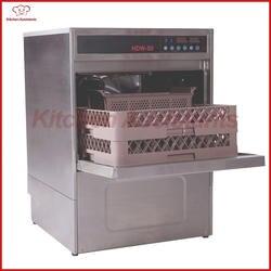 HDW50 коммерческий Электрический посудомоечная машина стиральная машина с корзинами