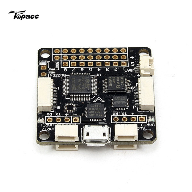 Newest Hot Sale F3 Flight Controller Acro 6 DOF/Deluxe 10 DOF for Multirotor Racing Drone Quadcopter