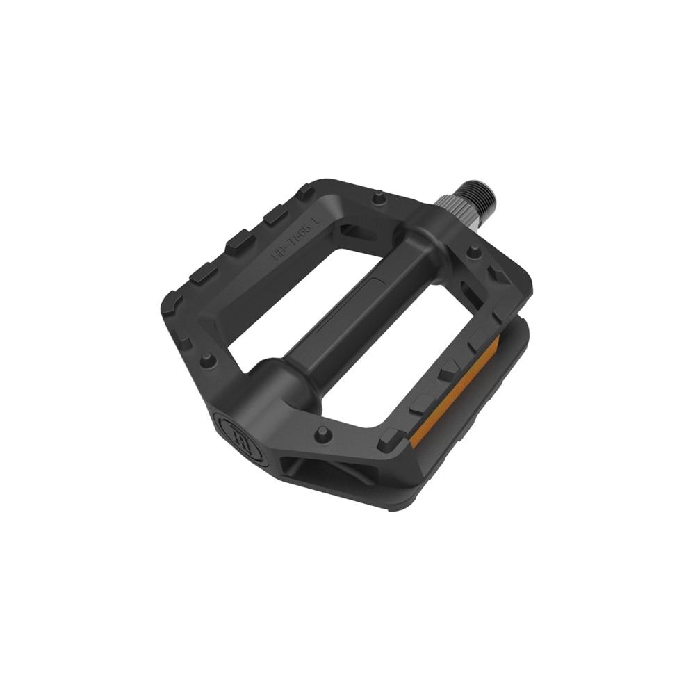 Pedal (set) HB-T865 платформенные plastic 9/16