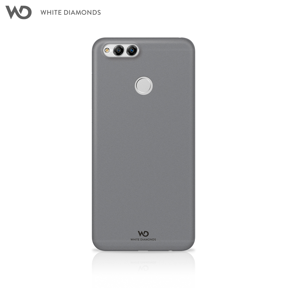 Case White Diamonds Ultra Thin Iced Case for Huawei Honor 7X color Gray