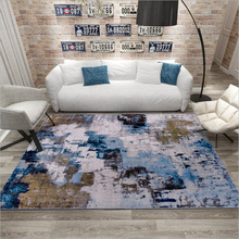 Delicate Soft Polypropylene Carpets For Living Room Area Rug Fishion Decorate Bedroom Home Floor Carpet Mat