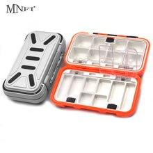 Коробка для рыболовных снастей mnft Водонепроницаемый Пластиковый