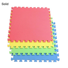 10pcs/lot baby toy foam puzzle play mat Interlocking Exercis