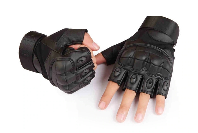 Tactical Fingerless Gloves...