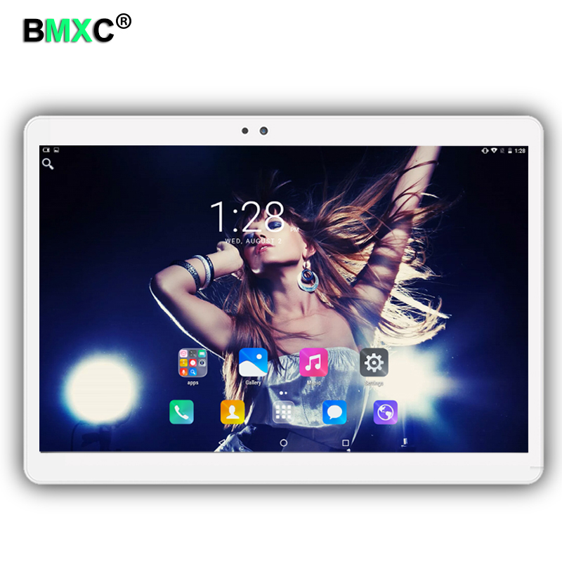 Free shipping 10.1 inch tablet pc android 7.0 octa core RAM 4GB ROM 64GB 3G 4G LTE 1920*1200 IPS tablets Kids Gift MID 10 10.1 你好 法语4 学生用书 配cd rom光盘