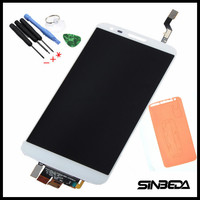 Sinbeda Brand New LCD For LG G2 D801 D803 D800 LS980 VS980 F320 LCD Display Screen