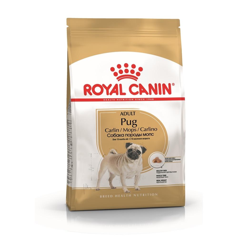 Dog Food Royal Canin Pug Adult , 1,5 kg