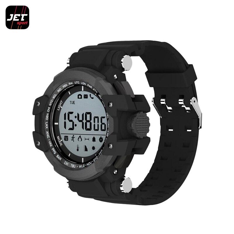 Smart Watch JET Sport SW3 gimto gm246 brand men watch steel luxury gold sport clock quartz chronograph