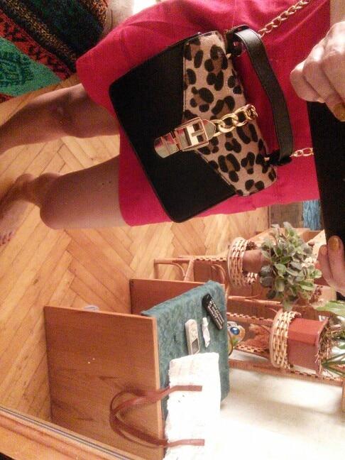 Bolsas de Ombro bolsas retalhos mulheres
