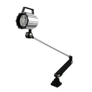 Image 2 - 7 w/12 w LED Lange Arm Opvouwbare IP67 Waterdichte CNC Machine Tool Werken Lamp Extended Draaien Arm Anti  olie Machine Licht Armatuur