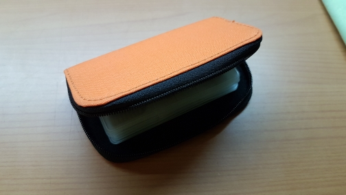SD SDHC MMC CF Micro SD Memory Card Storage Carrying Pouch Case Holder Wallet 922G photo review
