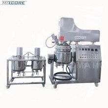 ZJR-50 50L вакуумная мешалка-эмульгатор высокоскоростной смешивающий кухонный комбайн соус производственное оборудование машина пищевой блендер