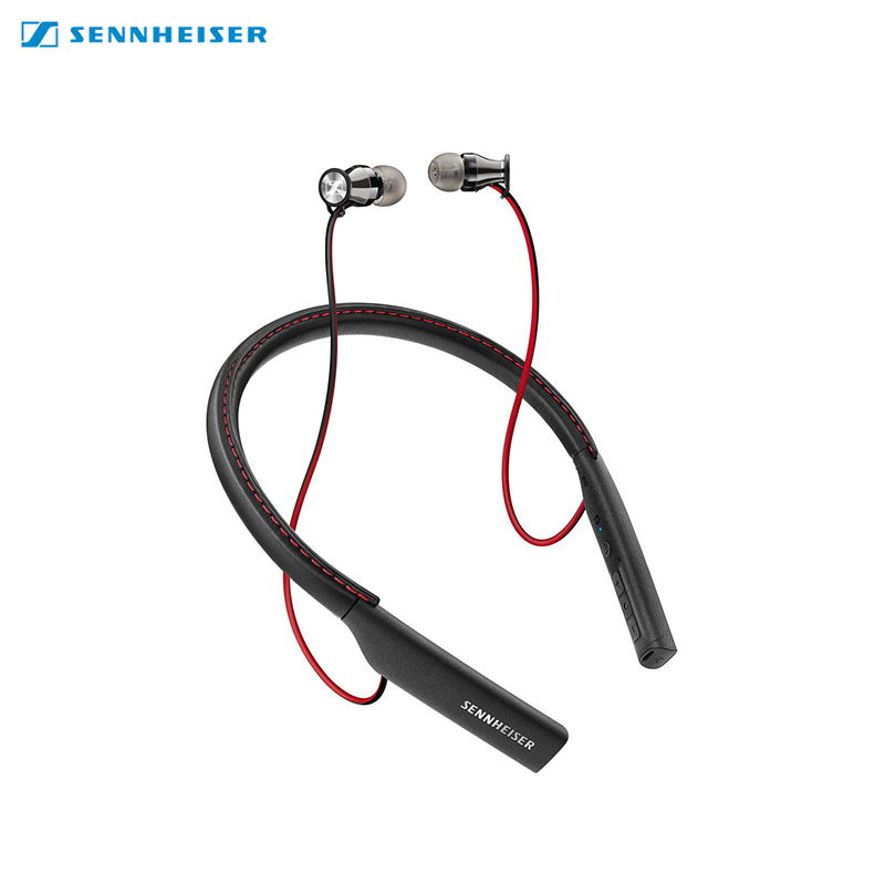 Earphones Sennheiser Momentum In-Ear Wireless loppo metal bass earphones comfortable in ear noise cancelling earbuds 3 5 mm microphone hi res audio half in ear earphone