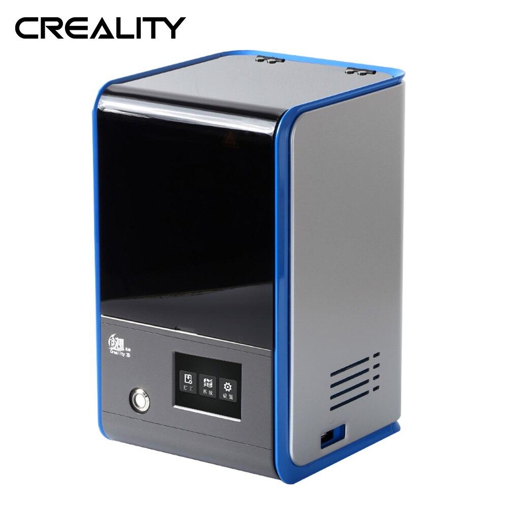 Creality 3D UV résine DLP LD-001 3D créateur trancheuse 3.5 pouces couleur tactile bureau Photon Prototype conception de bijoux dentaires - 2