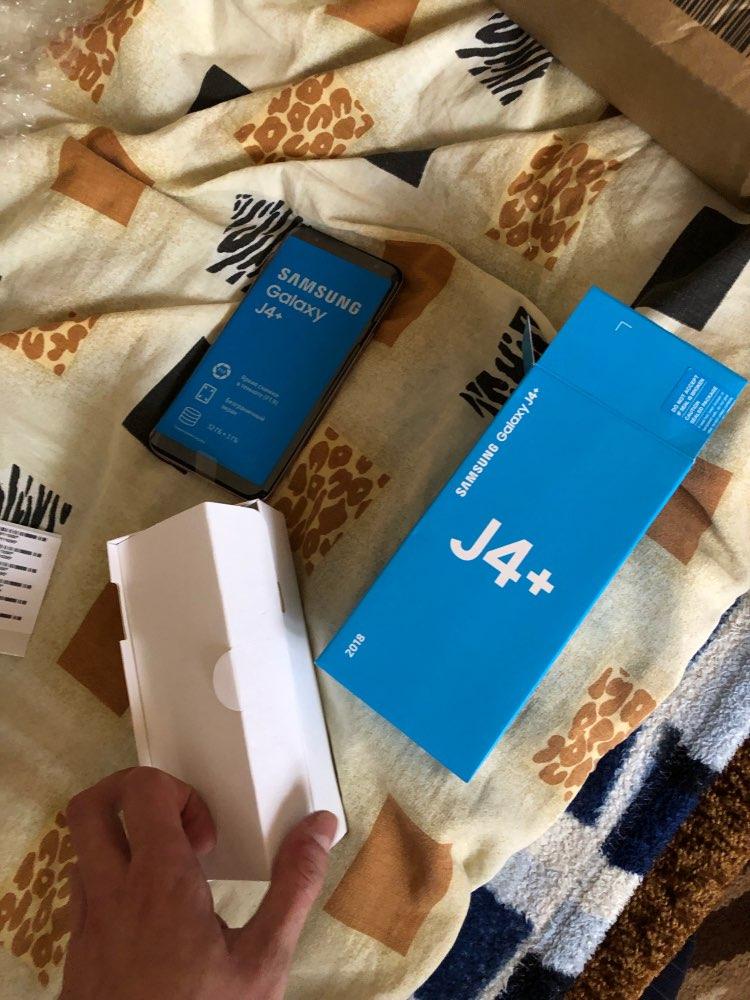 Смартфон Samsung Galaxy J4+ 3+32GB (2018)