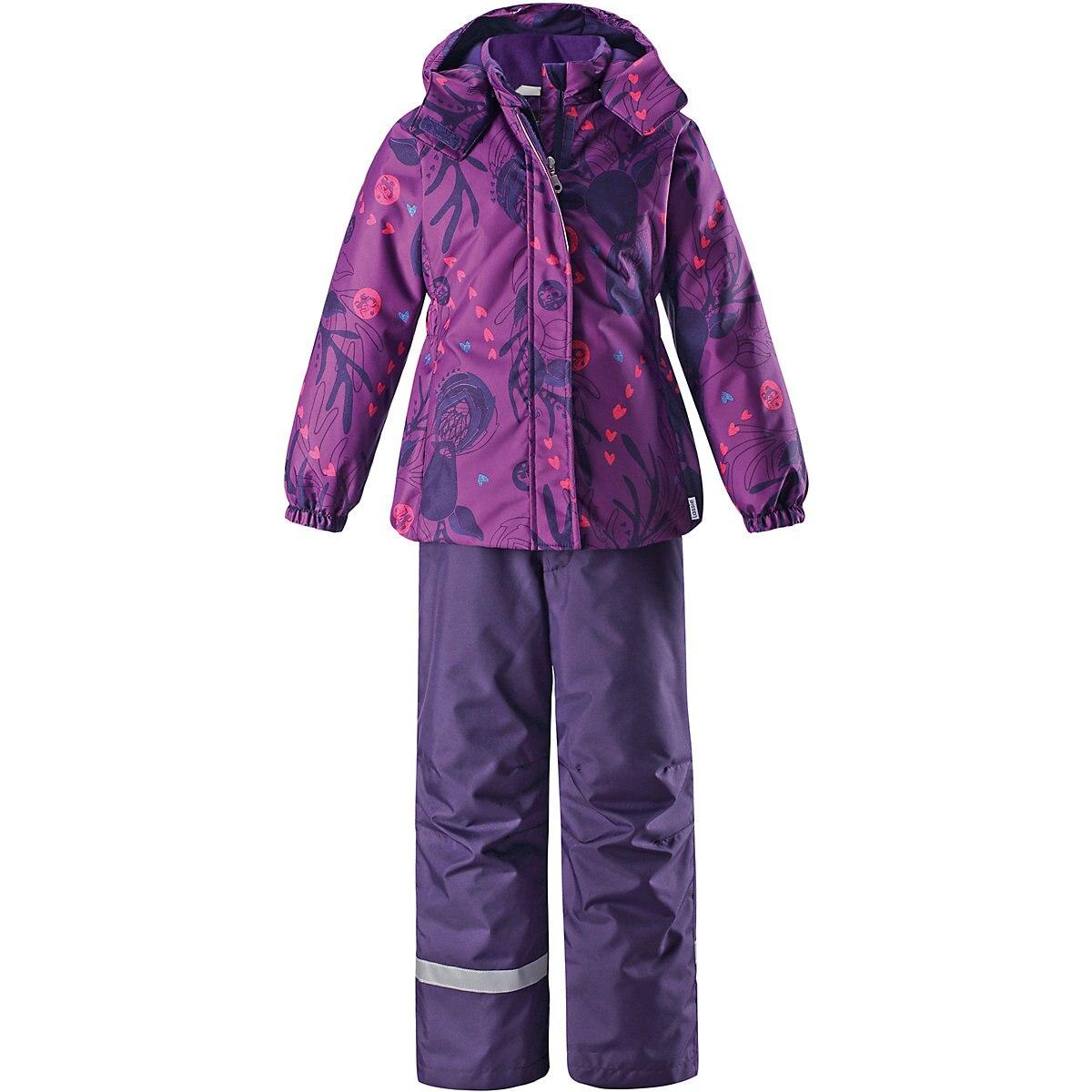 Ensembles pour enfants LASSIE pour filles 8628964 survêtement d'hiver enfants vêtements chauds