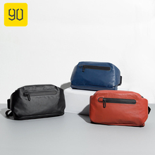 Оригинальный Xiaomi 90Fun Малый Ёмкость талии сумка Водонепроницаемый модные Функция Талия пакеты Рюкзаки Предупреждение свет бар сумка почтальона