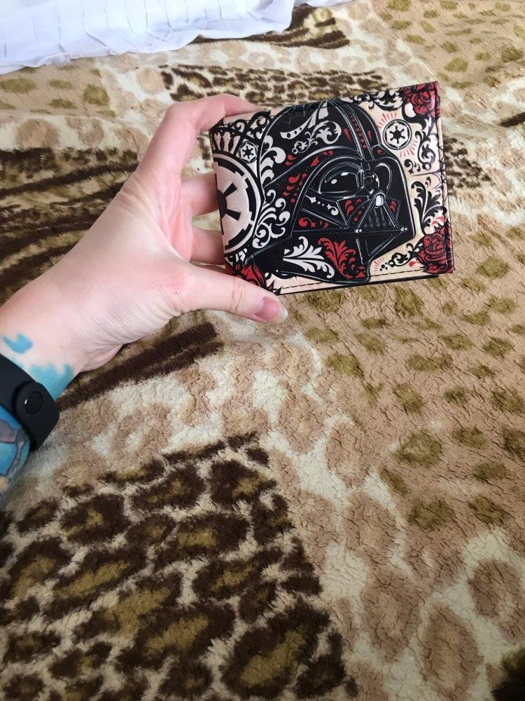 Men & women Bi-Fold Wallet  DFT-1613 photo review