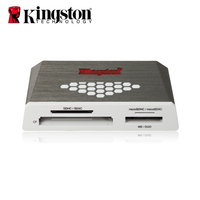 Kingston USB3 0 High Speed Media Reader FCR HS4 Multifunctional Card Reader