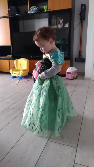 Summer Girl Fashion Elsa Anna Dress Children Clothing Girls Princess Cinderella Party Dresses Baby Kids Clothes Vestidos
