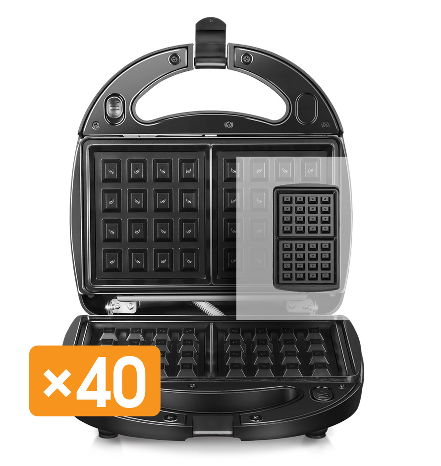 MultiBaker Redmond RMB-M613/1 multi baker appliance waffle maker grill sandwich omletnitsa donut biscuit cake electric square shape waffle maker commercial waffle baker plaid cake furnace machine heating machine fy 115