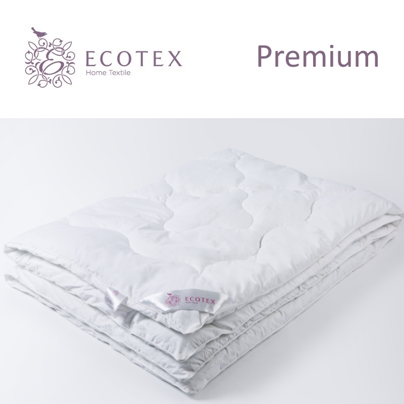 Blanket Swan's down collection Premium. Production company Ecotex(Russia). blanket fiber light collection comfort production company ecotex russia