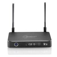 Оригинальный eweat R9 Smart ТВ BOX для Android 6,0 + OpenWRT (NAS) Realtek RTD1295 2 г/16 г 802.11ac WI FI BT4.0 1000 м LAN Media Player