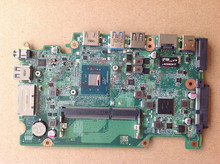 For ACER E3-111 Laptop Motherboard DA0ZHJMB6E0 NBMNU11001 With N2830 CPU MainBoard 100% Tested Fast Ship цена