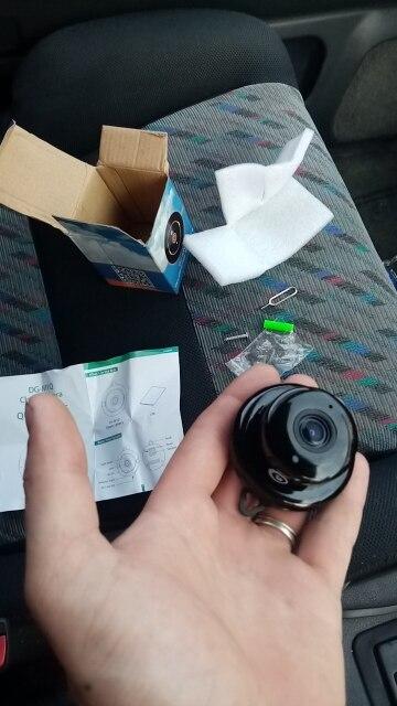 Câmeras de vigilância Dg-myq Milímetros Noturna
