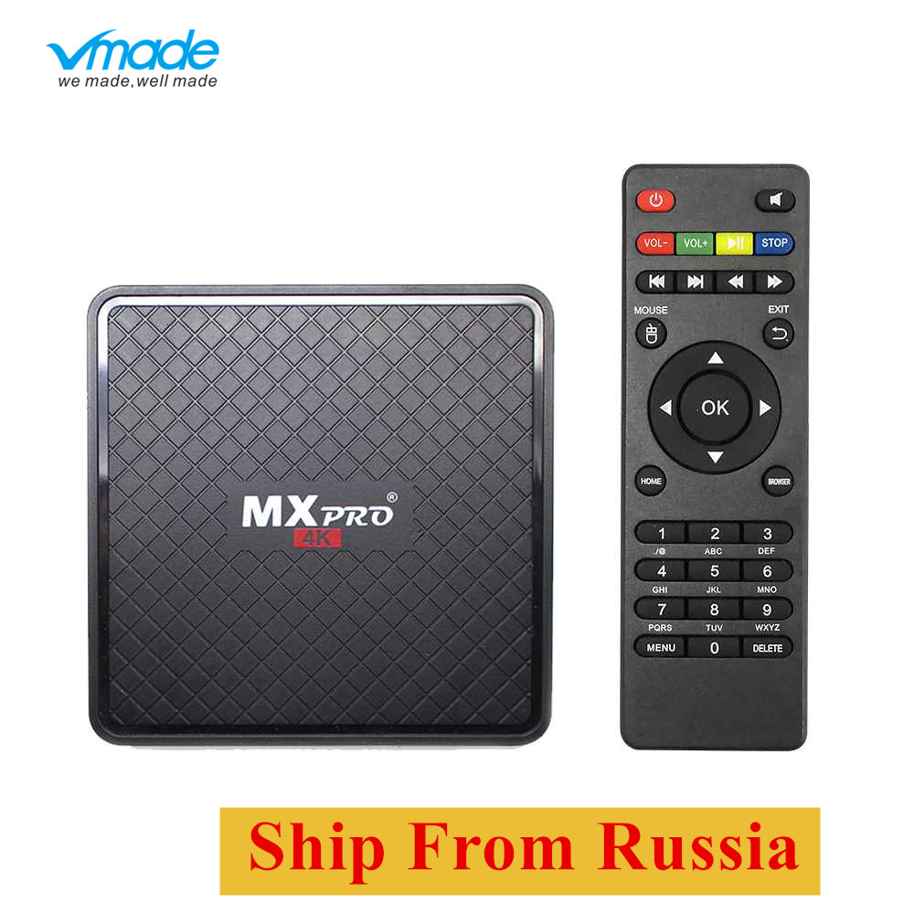 Android 7.0 TV Box V96 MAX H3 1GB RAM 8GB H.265 4K Google Assistant Netflix Youtube Streaming Media Player SHIP FROM SPAIN image