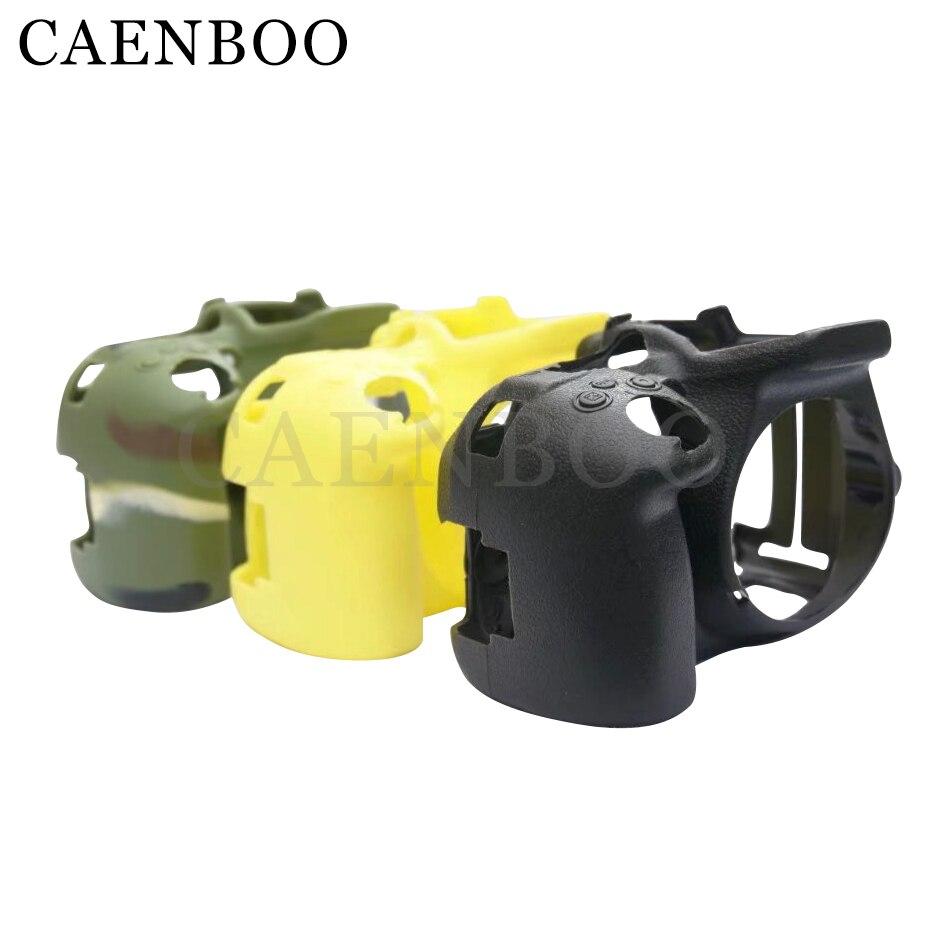 CAENBOO Camera Bag Soft Silicone Rubber Camera Bag For Nikon D5300 Cameras Body Cover Case Skin Camouflage Black D5300 caenboo 6d 70d 60d camera bag soft silicone rubber protective camera body cover case skin for canon eos 6d camouflage black red