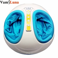 VamsLuna Electric Shiatsu Foot Massager including Kneading Air Pressure Massage & Heating Therapy For For Health Care,Relaxation
