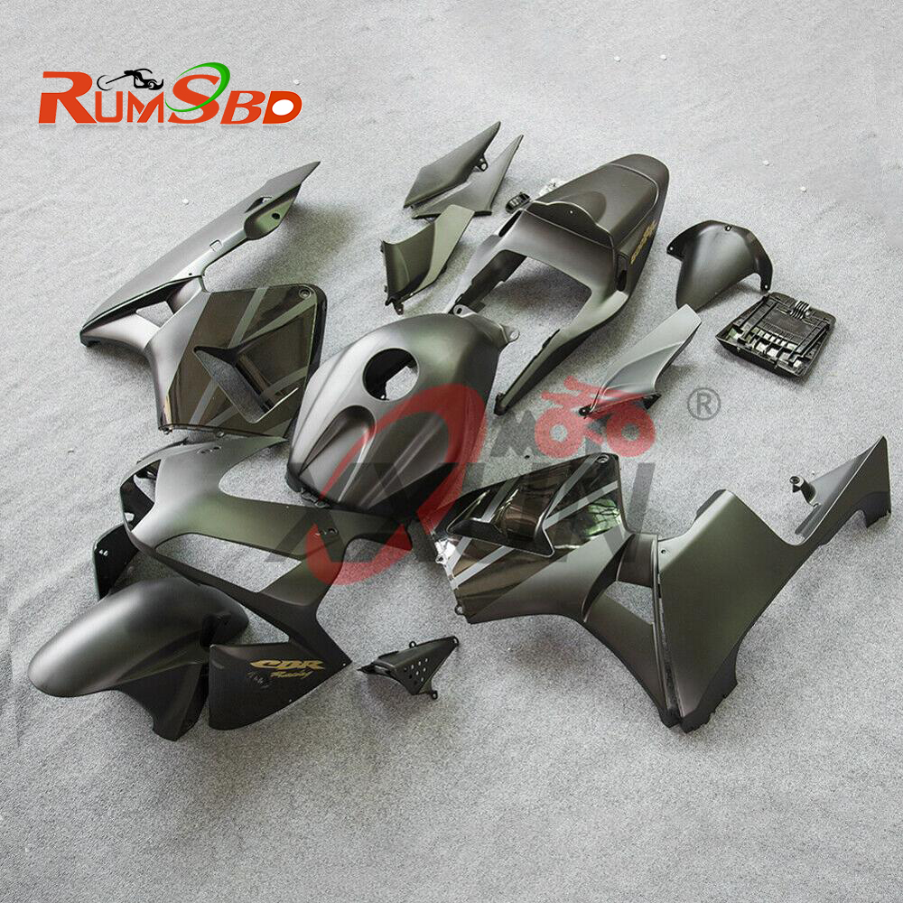 Injection Fairing for Honda CBR600RR 2003 2004 Complete Bodywork Kit CBR 600 RR 600RR F5 Plastic Motorcycle Accessories Black