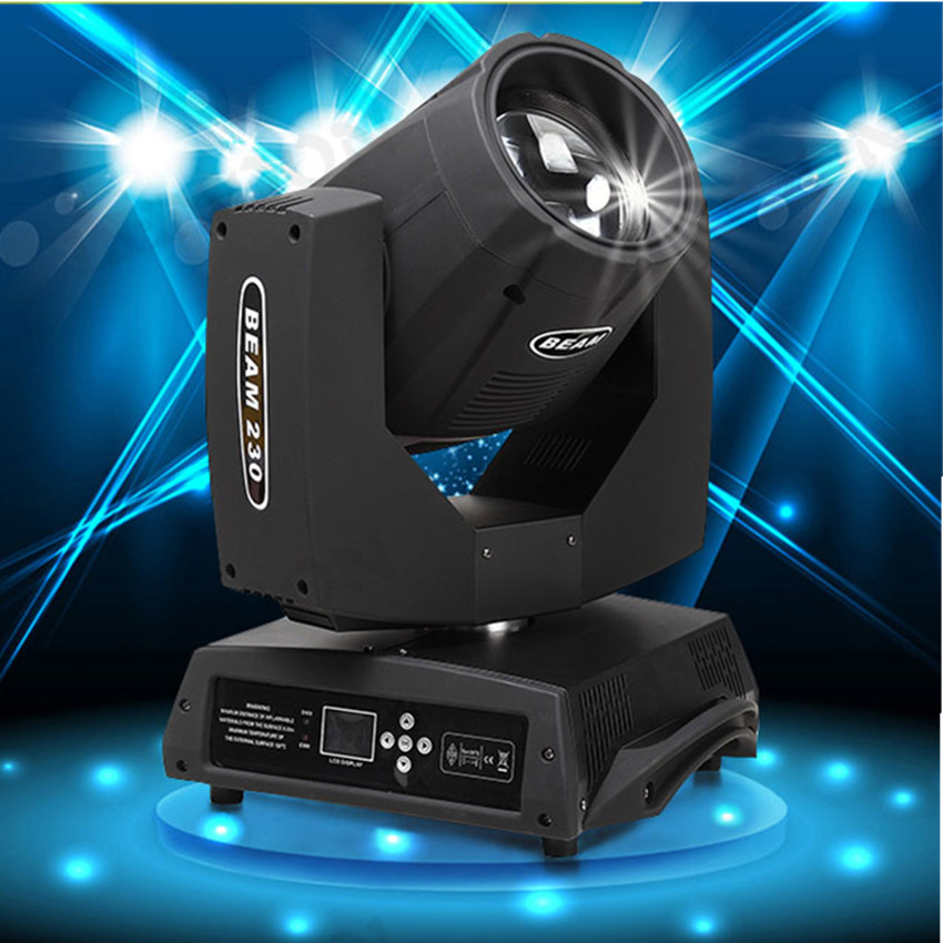 Beam 230 Sharpy Moving Head Light Touch screen ECONOMIC Beam 7R DMX512 control 16/20CH professional Party stage lighting 6pcs lot white color 132w sharpy osram 2r beam moving head dj lighting dmx 512 stage light for party
