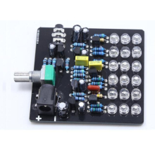 Sequencer / music led / music level indicator / audio level indicator цена