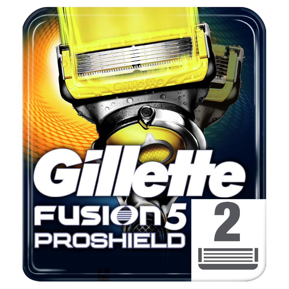 Replaceable Razor Blades for Men Gillette Fusion ProShield Blade shaving 2 pcs Cassettes Shaving  Fusion shaving cartridge removable razor blades for men gillette fusion blade for shaving 4 replaceable cassettes shaving fusion shaving cartridge fusion