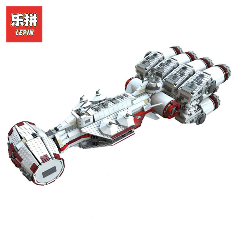 DHL Lepin Sets Star Wars Figures 1788Pcs 05046 Tantive IV Rebel Blockade Runner Model Building Kits Blocks Bricks Kids Toy 10019 1pcs sl6 m5 sl6 01 sl6 02 sl6 03 sl6 04 pneumatic throttle valve quick push in 6mm tube air fitting connector flow controller