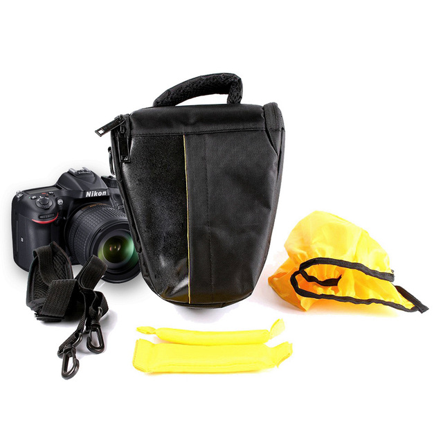 Dslr Waterproof Camera Bag Case For Nikon D3400 D3300 D3200 D3100 D3000 D5300 D5200 D5100 D5000