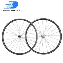 1135 г 29er горный или Кроссовый велосипед 22 мм x 30 мм ассиметричный бескамерный прямой углерод тяги колеса 24 H 28 H Novatec D411SB D412SB 6 Болт диск колесная