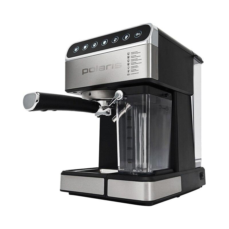 Coffee Maker Polaris PCM 1535E kitchen pastry tools diy white plastic dumpling mold maker