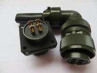 Original new 100% MS3108A 18 10S 4 core elbow 5015 U. S. standard plug waterproof connector MS3102A18 10P