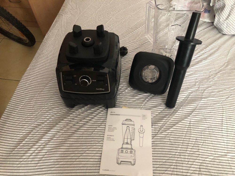EU/US Plug G5200 BPA бесплатно 3HP 2200 Вт коммерческих блендер миксер соковыжималка Мощность Еда процессор пюре бар фрукты блендер