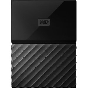 Western Digital WD My Passport-4 TB-External Hard Drive