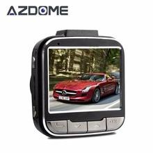 Azdome GS52D мини Видеорегистраторы для автомобилей Ambarella A7LA50 Full HD 1080 P 30fps 2.0 дюймов ЖК-дисплей с G-Сенсор HDR GPS Камера Регистраторы регистраторы H25