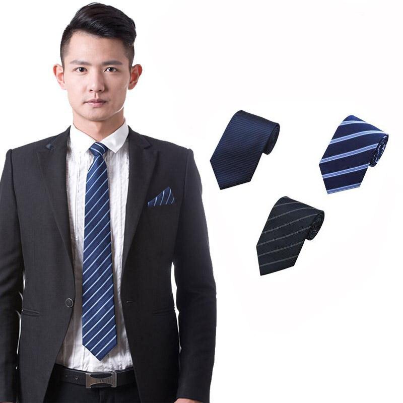 Mens Necktie Slim Gentlemen Tie Necktie Fashion Neckties for Business Party