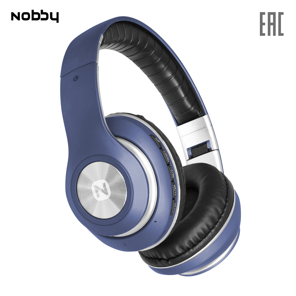 Earphones & Headphones Nobby NBE-BH-42-75 wireless bluetooth headset gaming for phone computer