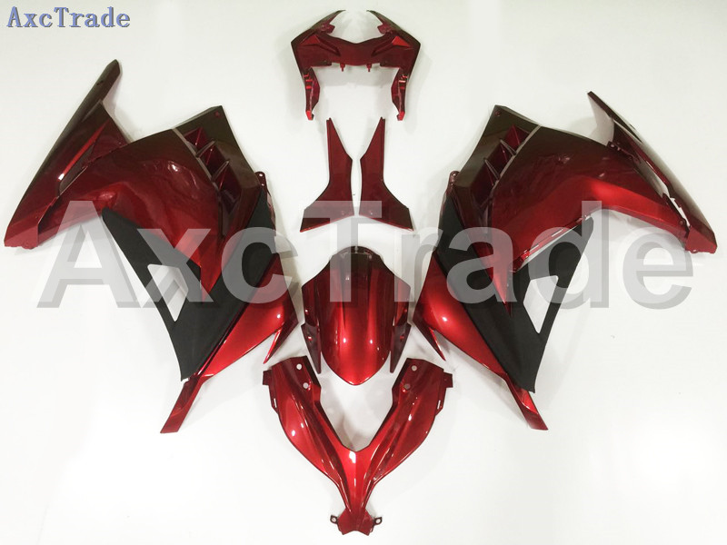 For kawasaki NINJA 300 ZX300 2013-2015 ZX300R Injection Moiding ABS Plastic motorcycle Fairing Kit Bodywork NINJA300 13-15 A84 fit for kawasaki z1000 2010 2011 2012 2013 injection moiding abs plastic motorcycle fairing kit bodywork z1000 10 13 cb02