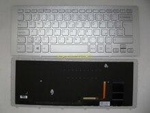 Laptop Keyboard For SONY SVF15N 149265521 CZ AEFI33000203A 149265441 FR AEFI3F000203A 149265421 DE AEFI3G000203A silver Frame