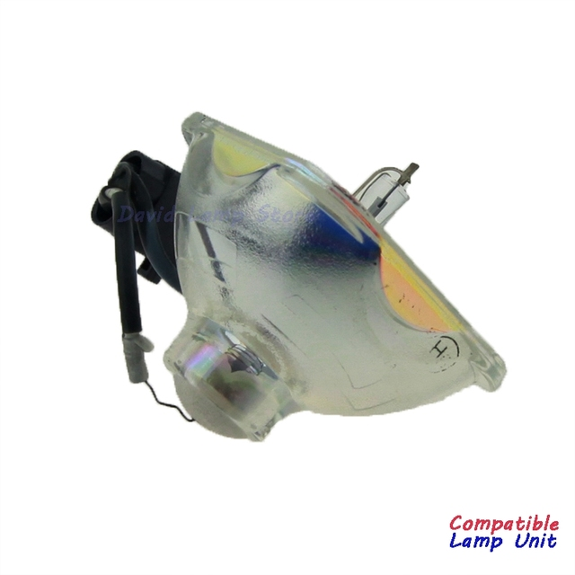 Replacement Bare Lamp V13H010L42 For Epson PowerLite 83C  410W 822  EMP 83H EMP 83 EB 410W EMP 400WE With 180 Days Warranty