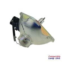 החלפת מנורה חשופה V13H010L42 עבור Epson PowerLite 83C 410W 822 EMP 83H EMP 83 EB 410W EMP 400WE עם 180 ימים אחריות